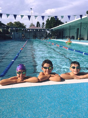 swimming squad brisbane